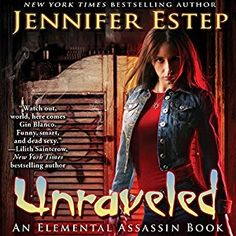 nice Unraveled | Jennifer Estep | AudioBook Download