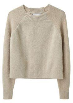 refashion sweater, perhaps?