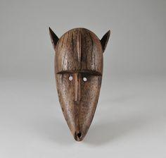 Mask, Bamana, Mali.