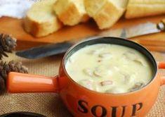 Resep Sup Krim Jamur Oleh Trixie Gayatri