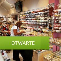 Dzisiaj i jutro (2.11 i 3.11) wszystkie nasze sklepy stacjonarne pracują jak zazwyczaj. Zapraszamy po nową dawkę przydasi i inspiracji :-)…