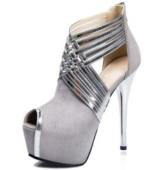 Women-Stilettos-Open-Toe-Platform-Sandals-Ankle-Strap-Cocktail-High-Heels-Shoes