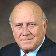 de Klerk, former South African President and Nobel Peace Prize Winner Nobel Peace Prize, Nobel Prize, South Africa Tours, Social Activities, Keynote Speakers, Great Leaders, S Quote, African History