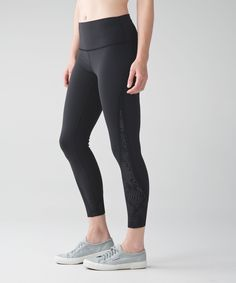 High Times *Lace Camo | Women's Yoga Pants | lululemon athletica