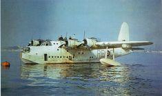 Sunderland Mk.III ML865/Y 10 Squadron, c.1944