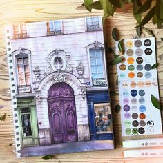 ILLUSTRATION & SKETCHING (@bro_ka_li) в Instagram #sketch #sketching #traveling #town #city #markers #marker #cafe #art #paint #painting #flowers #drawing #draw #illustration #architecture #inspired