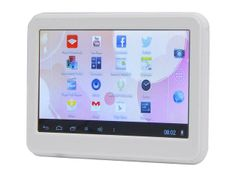 """4.3/"""" Tablet WIFI Android 4.0 White AS IS CyberPad 435TPC Android Tablet"""