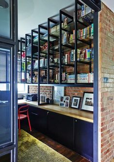 Home office design ideas: 8 stylish built-in desks   Home & Decor Singapore