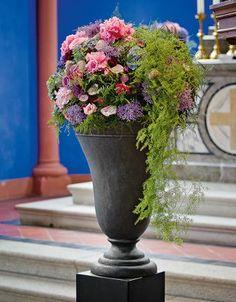 Die 102 Besten Bilder Von Kirchendeko Altar Decorations Flower