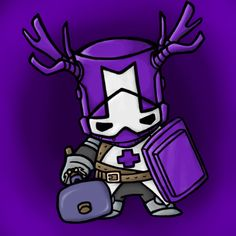 Castle Crashers - The Blacksmith