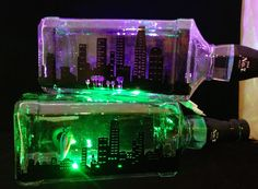 Jack Daniels multi function LED Lamp.