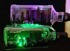 Jack Daniels multi function LED Lamp.