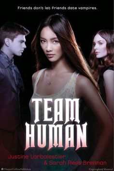 Team Human by Justine Larbalestier, Sarah Rees Brennan.  Told in first person by Mel, a Chinese American.  She has Juno's (the movie) humor and is a funny tale about Vampires and Zombies.  No blood, no gore
