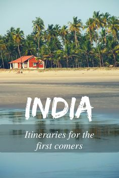 Itineraries for the first timers. Where to go and how to better plan your trip. India Travel Guide, Asia Travel, Solo Travel, Travel Tips, Travel Guides, Amazing Destinations, Travel Destinations, Weather In India, Amazing India