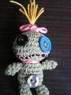 Scrump from Lilo and Stitch #amigurumi