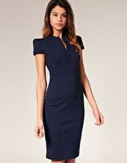 ASOS dress - Looks just like a Victoria Beckham for a tiny fraction of the price!
