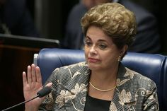 Brazil President Dilma Rousseff Impeached