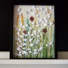 bílí létající motýli nad loukou | Ateliér B. KIOW Painting, Art, Art Background, Painting Art, Kunst, Paintings, Performing Arts, Painted Canvas, Drawings