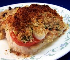 Tomato-Crowned Cod.