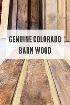 We're Denver's newest source for architectural salvage, and we always carry thousands of square feet of genuine barn wood! Add a rustic touch to any DIY or decor project.  Salvage Design Center is open every day from 10-5 at 1200 W. Evans Ave. Denver, CO 80223. Questions? Call us at 720-432-8893! Home Design Decor, House Design, Denver News, Reclaimed Barn Wood, Old Barns, Rustic Table, Architectural Salvage, Square Feet, Beams