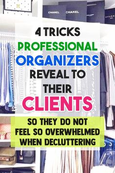 Trending household hacks and home organization hacks for organizing your home like professional organizations. Clutter control and speed cleaning hacks