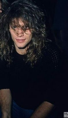ohjusttakemenow:  Jon Bon Jovi. Oh, just take me now!