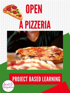 Nothing tastes better than pizza! Your students can open their very own pizza restaurant with this real-world project based learning unit. This pbl unit includes math, writing, problem-solving, hands-on activities, research and more. Your upper elementary students will be engaged throughout the whole unit.