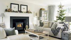 Noël: Une déco en toute simplicité | Les idées de ma maison © TVA Publications | Marie MC Millen/Chilli Media #deco #Noel #simple
