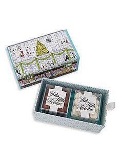Sugarfina Holiday Two-Piece Bento Box - No Color