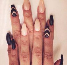 ballerina coffin nails - Google Search