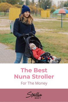 Looking for comfort and care for your baby but something within the budget for you? These Nuna strollers make it easier no matter where you and your baby go! Although we think this entire brand is amazing, we reviewed the best strollers and chose a winner! Check out which stroller takes the gold (in our book)! #strollers #nunastroller #strollerreviews Baby Stroller Brands, Best Baby Strollers, Baby Necessities, Travel System, First Time Moms, Baby Gear, Envy, Activities For Kids, Car Seats