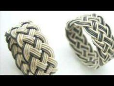 Body Jewelry, Macrame, Homemade, Bracelets, Youtube, Diy And Crafts, How To Knit, Tutorials, Tejidos