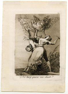 Los Caprichos de Goya