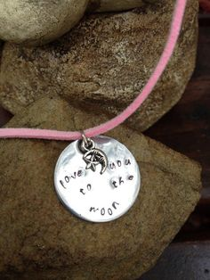 CUSTOM REQUEST metal stamped stainless steel by DFInspirations, $11.44