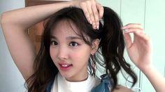Image about kpop in twice - 트와이스 by 𝘫𝘢𝘦-𝘮 on We Heart It Korean Babies, Korean Girl, Asian Girl, Good Summer Songs, Nayeon Twice, Im Nayeon, Hirai Momo, Fandom, Dahyun
