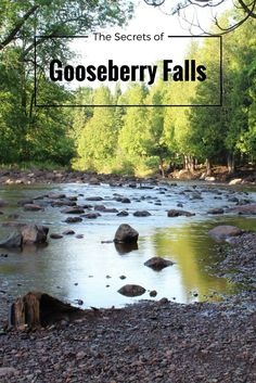 From the perfect time to swim at Gooseberry Falls, to getting the perfect picture. This waterfall is a natural wonder.