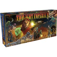 Twilight Imperium Third Edition - Fantasy Flight Games