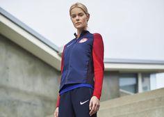 <p>Nike x Team USA for the Rio Olympics</p>