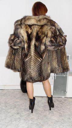 PELZMANTEL FUCHSMANTEL ECHT PELZ FOX FUR COAT PELLICCIA шуба FOURRURE MEX PIEL | Abbigliamento e accessori, Donna: abbigliamento, Cappotti e giacche | eBay!