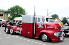 Celebrating 16 years of automotive culture at the PPG Syracuse Nationals, where over car owners came out to the New York State Fairgrounds! Rv Truck, Big Rig Trucks, Hot Rod Trucks, New Trucks, Custom Trucks, Cool Trucks, Vintage Pickup Trucks, Antique Trucks, Pick Up