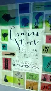 We're very excited about Bruno Loubet's new opening - Grain Store!