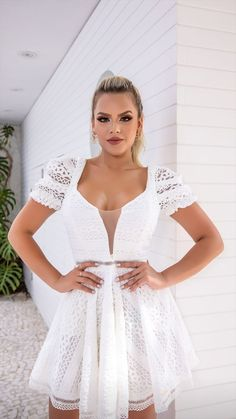 Lace Wedding, Wedding Dresses, Fashion, Vestidos, Bride Dresses, Moda, Bridal Wedding Dresses, Fashion Styles, Weeding Dresses