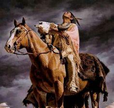 Spirit of the horse Prayer to the Morning Star