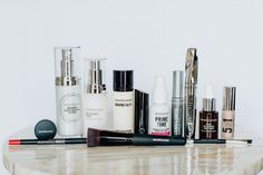 Glam Bridal Makeup with bareMinerals | theglitterguide.com @bareMinerals #gobare