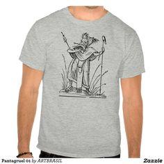 Pantagruel 01 tshirts