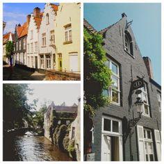la tazzina blu: Cartoline dal Belgio! Bruges