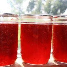 Strawberry Rhubarb Jam (Liquid Certo)  Recipe - Edamam