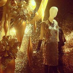 Gold mannequin (originally taken by jams35 with Instagram)