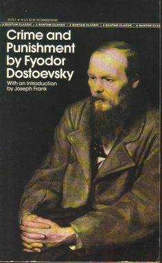 Kuvahaun tulos haulle crime and punishment dostoevsky