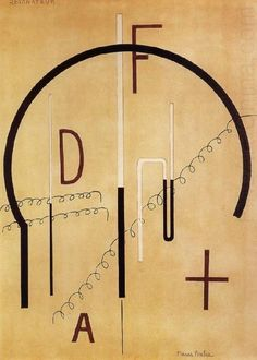 Resonator, Francis Picabia